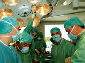Bendroji ir abdominalinė chirurgija
